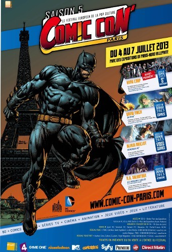 Comic Con' 2013