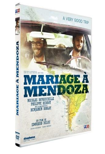 Mariage à Mendoza, Diaphana. 19,99 €.