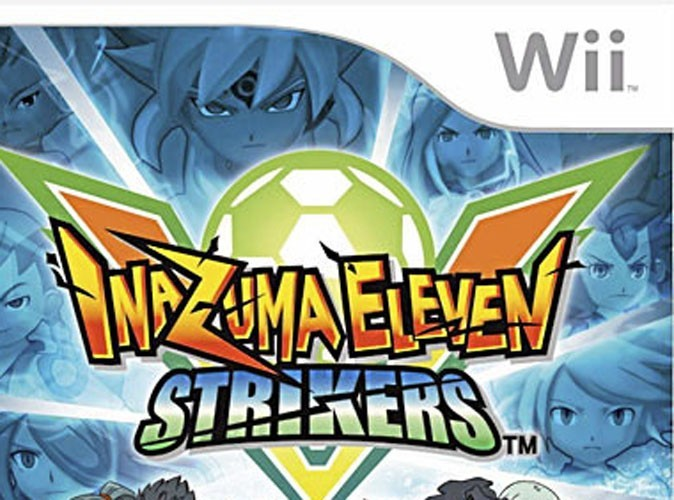 Inazuma Eleven - Strikers, Nintendo Wii. 40 €.