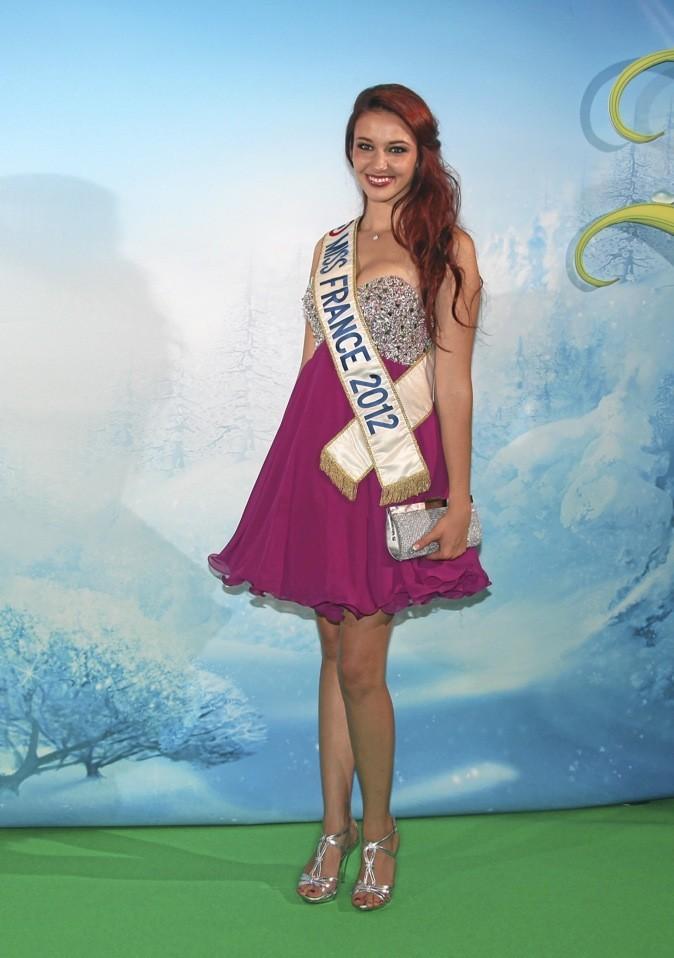Election de Miss Picardie en compagnie de Delphine Wespiser