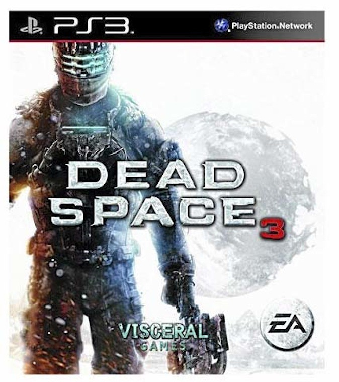 Dead Space 3, Electronic Arts, PS3. 59,99 €.