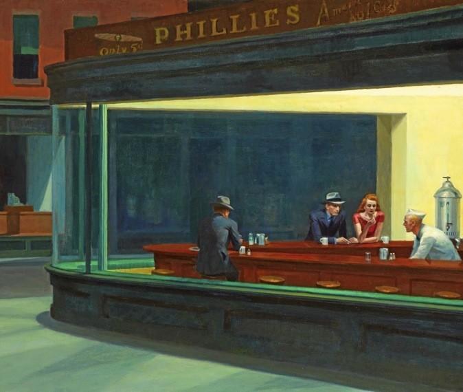 Expo Edward Hopper