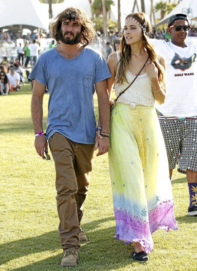 Angus Stone et Isabel Lucas