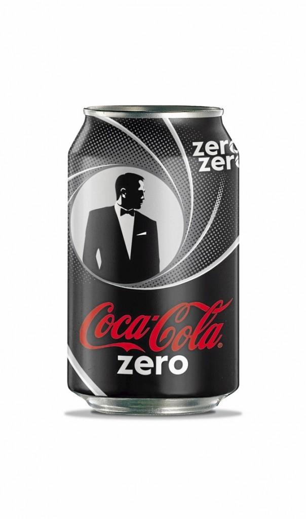 Coca Cola pour James Bond