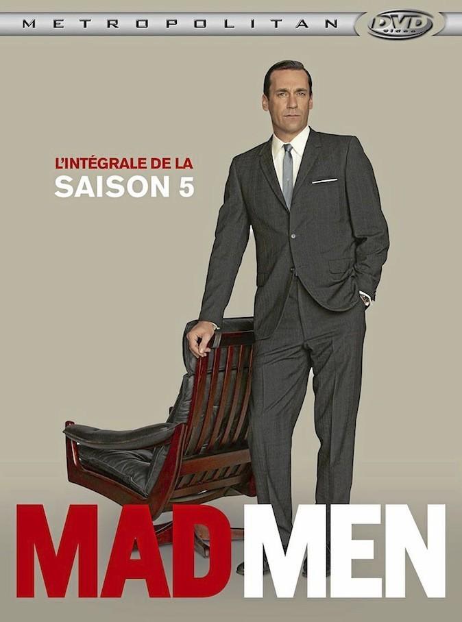 Mad Men, saison 5, Metropolitan. 39,99 €.
