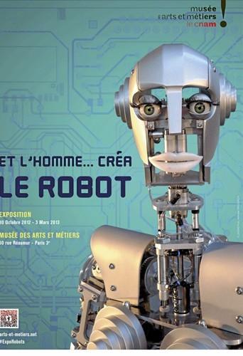 Expo robot !