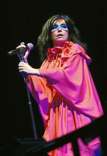 C'est beau, c'est Björk !