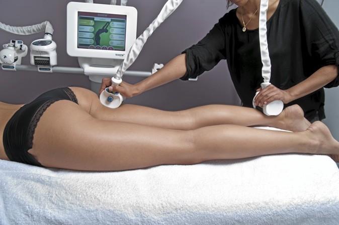 """Optez pour la cure silhouette """"One year"""", nouveau programme anti-cellulite de deux séances par mois qui regalbe en stimulant la production de collagène."""