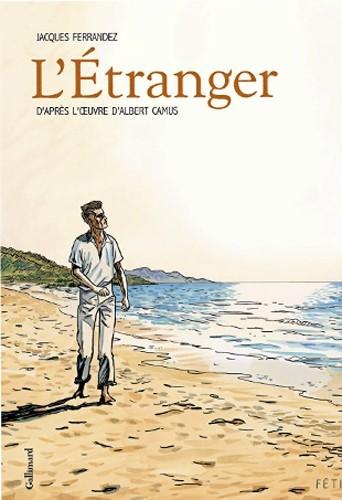 L'Étranger,Gallimard.22€.