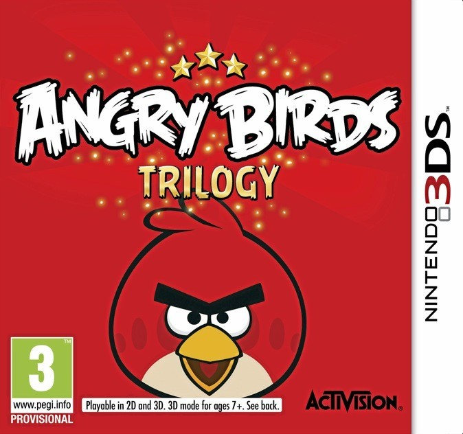 Angry Birds sur Nintendo 3DS