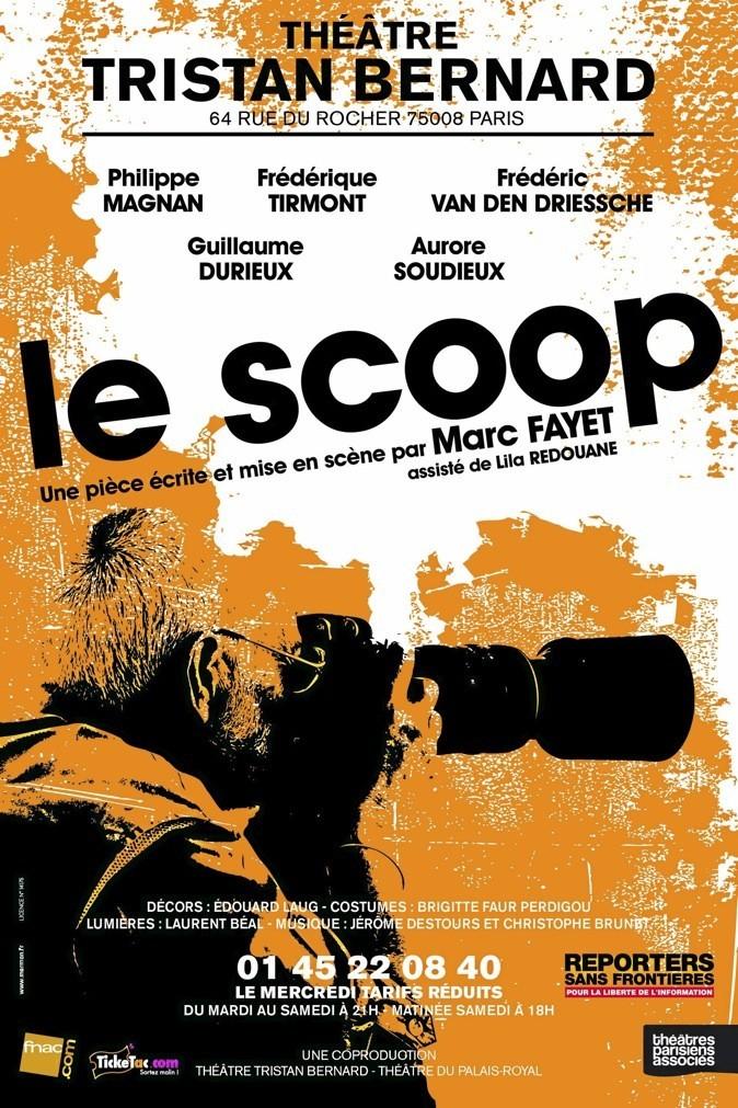 Le scoop, de Marc Fayet