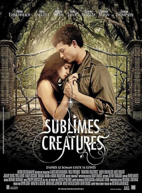 Sublimes créatures, avec Alice Englert et Alden Ehrenreich.
