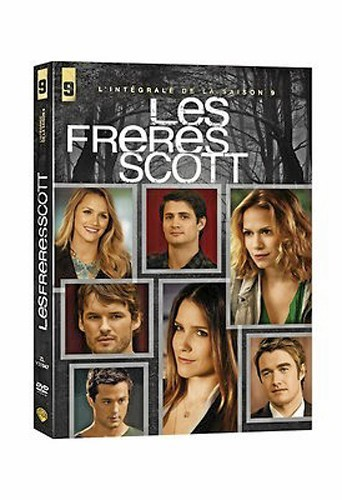 Les Frères Scott saison 9, Warner. 29,99 €.