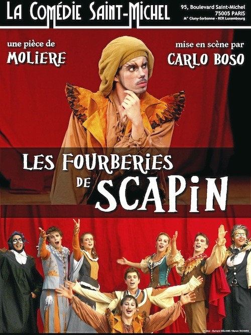 17h15 : Molière for ever