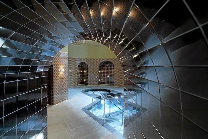 St. Pancras Renaissance London Hotel, Euston Road, Londres. Rens. : stpancrasrenaissance.com.