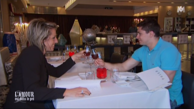 Dernier repas au Portugal pour Claire et Adrien