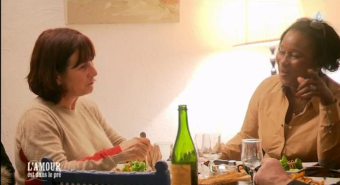 Marie-Françoise et Céline, les deux prétendantes de Paulo