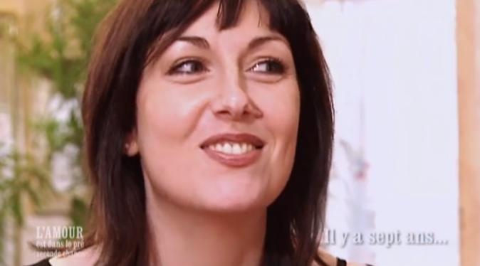 Sandrine, le coup de coeur de Christophe il y a 7 ans
