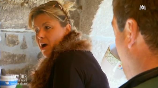 Sabine annonce à Philippe l'Auvergnat qu'elle part !