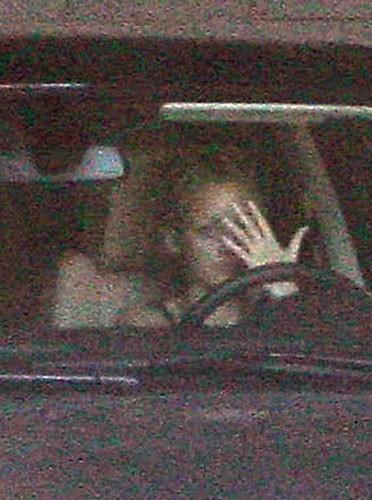 Les déboires de Nicole Richie au volant !