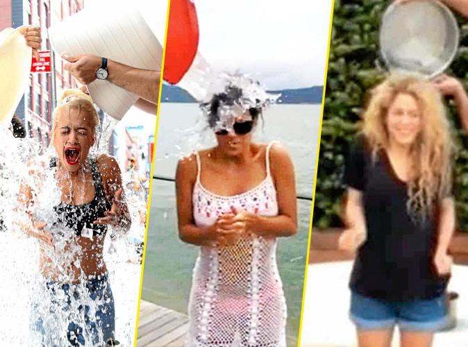 Le Ice Bucket challenge : quand les stars se mouillent...