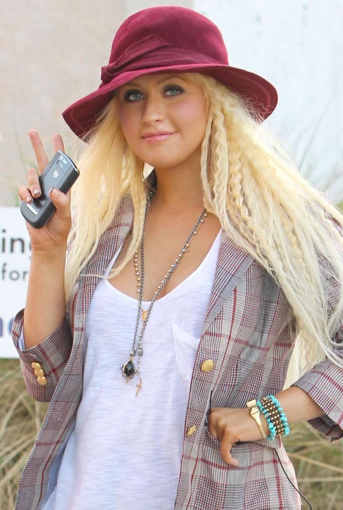 Découvrez combien gagne Christina Aguilera !