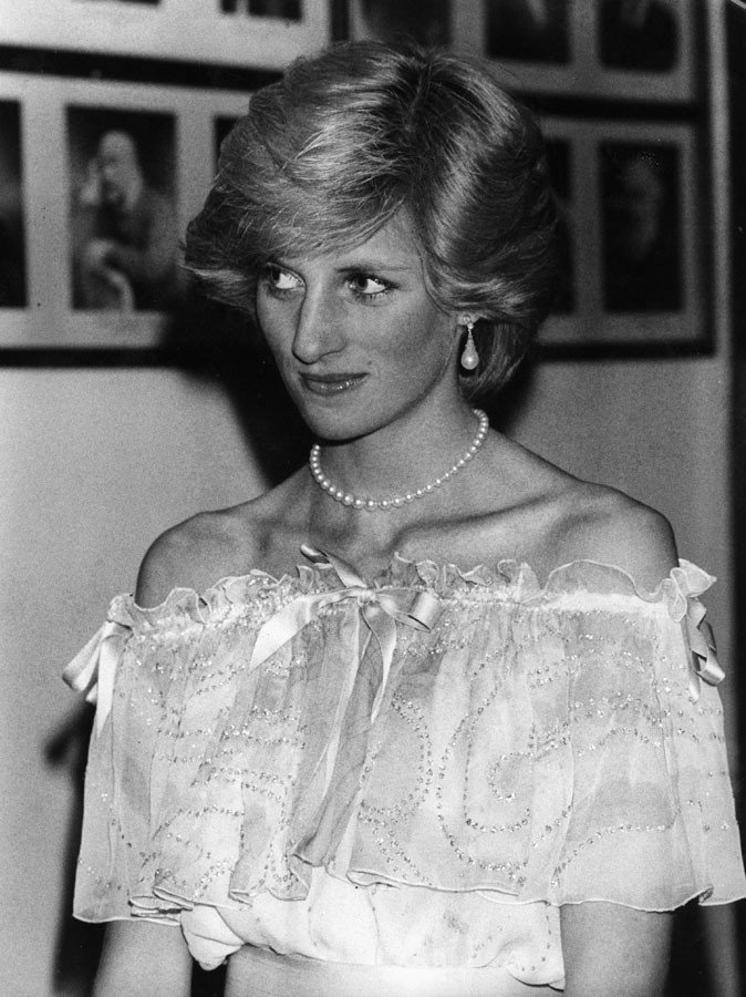 Photos : Lady Di, en 1983