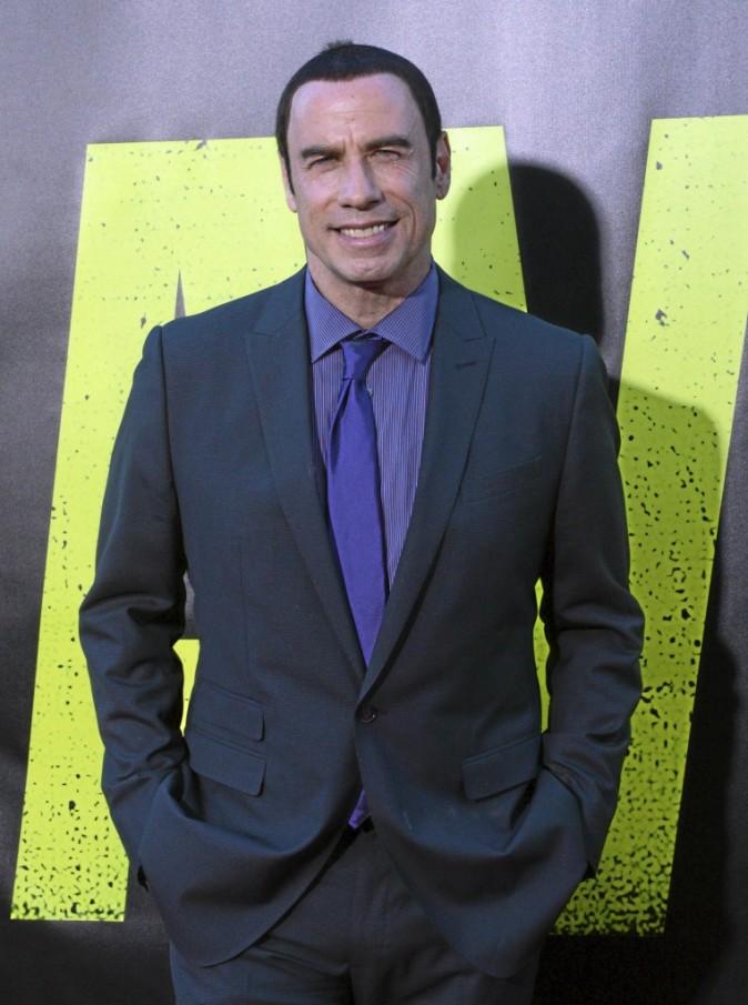 John Travolta, ses perruques au frais