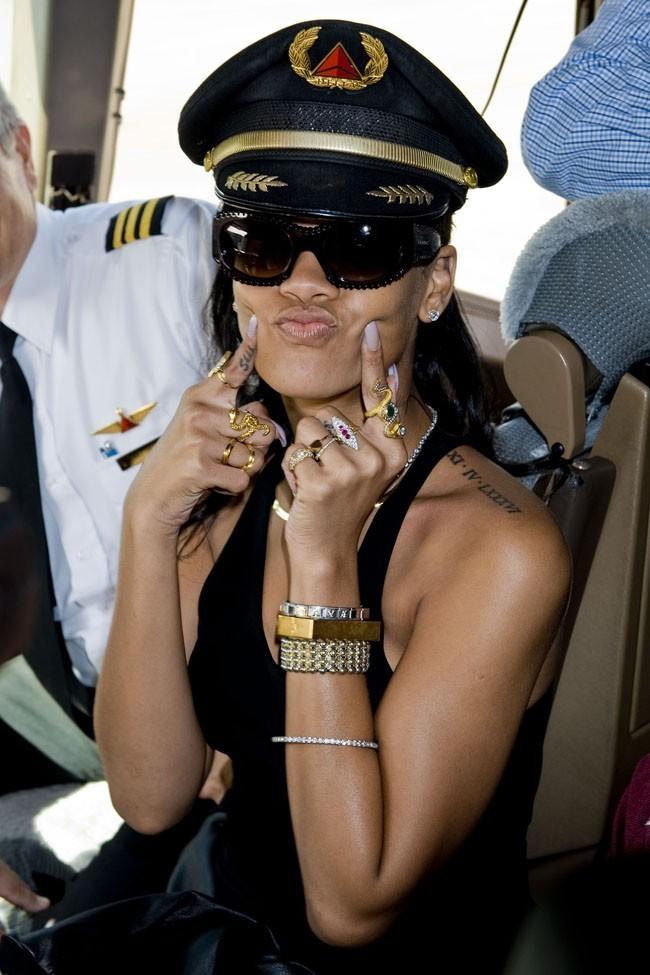 """Rihanna est un tyran. Un très joli tyran mais un satané tyran !"""