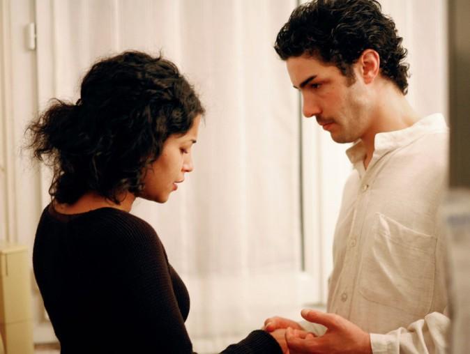 Leïla Bekhti et Tahar Rahim dans Un Prophète
