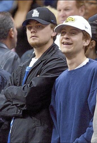 Leonardo aurait-il une histoire d'amour secrète avec Tobey Maguire ?