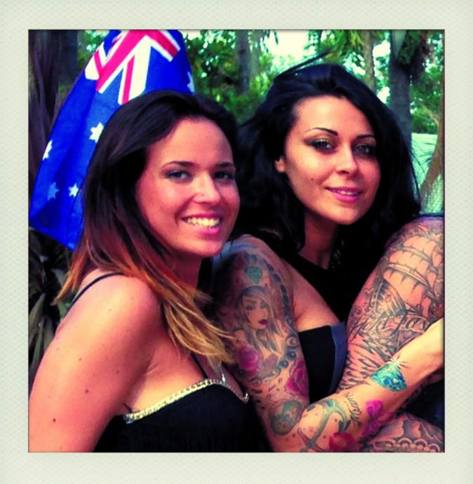Kelly et Shanna !