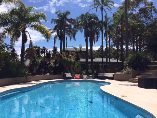 La piscine des Anges !