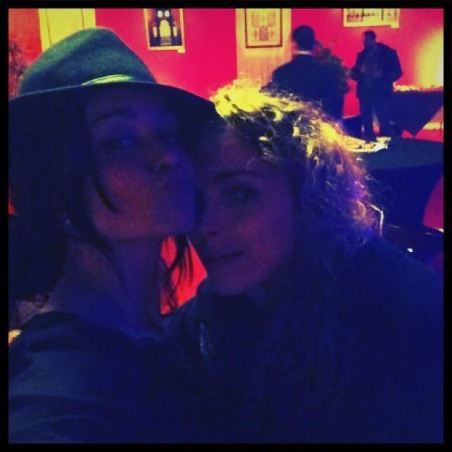 Jenifer et Claire Keim !