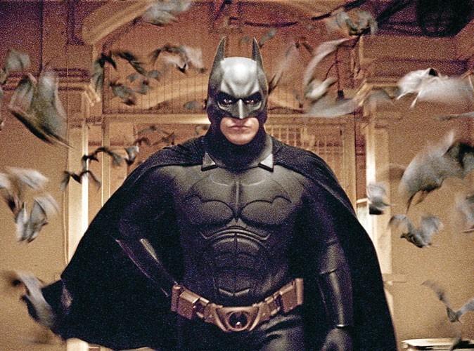 Découvrez Batman Begins !