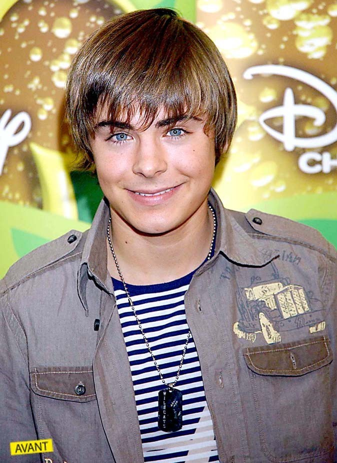 Zac Efron, le minet d'High School Musical