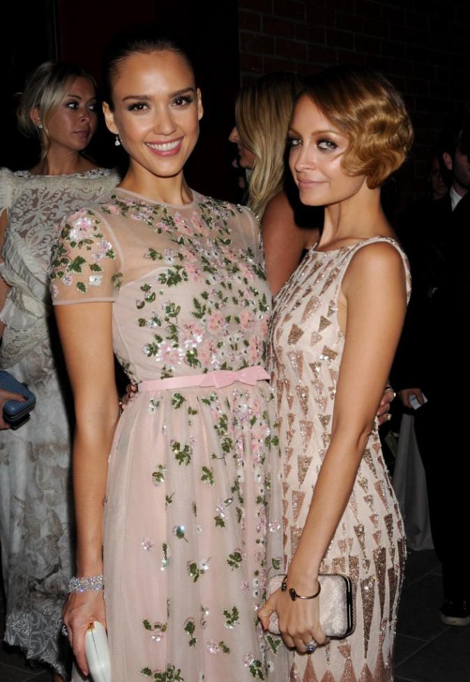 Jessica Alba et Nicole Richie