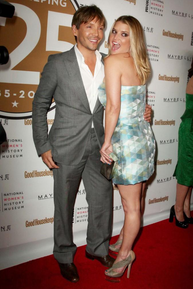 Jessica Simpson et Ken Paves