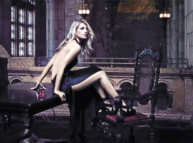 Mélanie Laurent pour Dior.