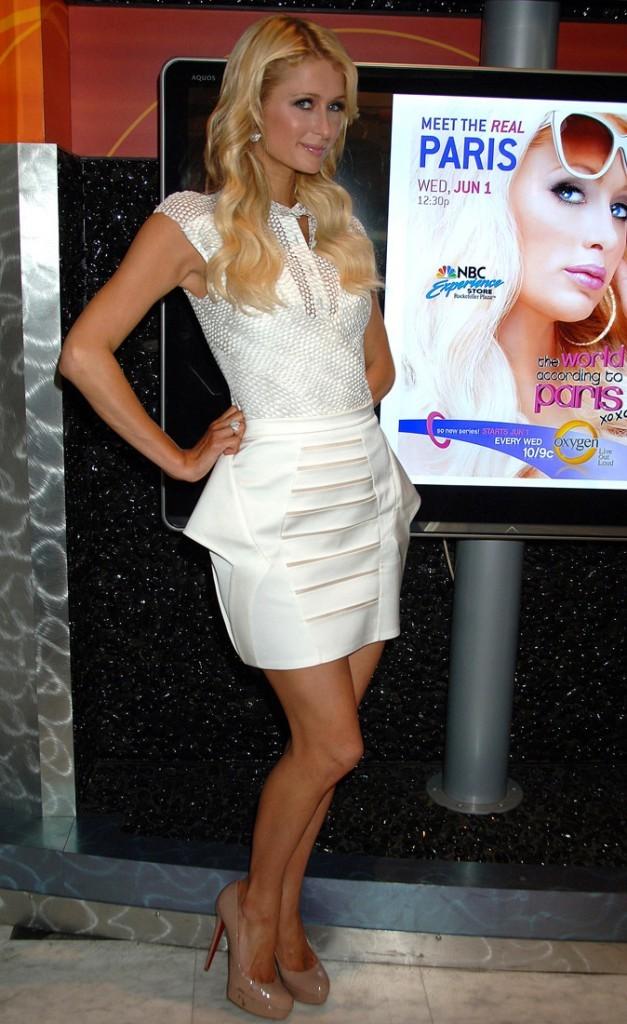Paris Hilton est une perle !