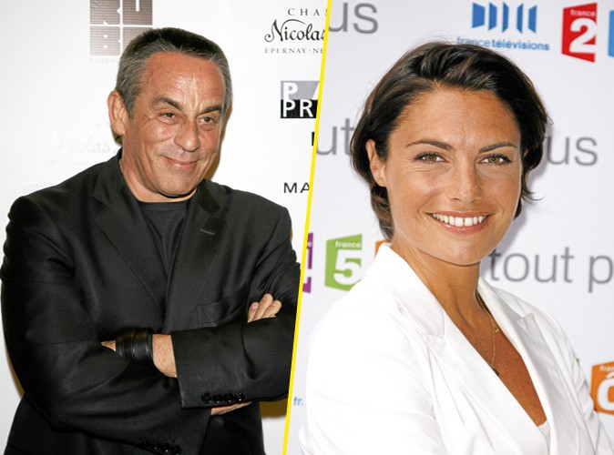Mars 2013 : Alessandra Sublet/ Thierry Ardisson
