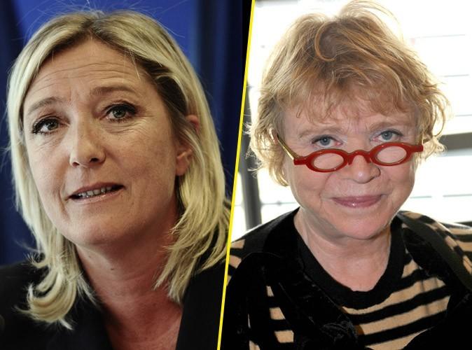 Le Pen et Joly, les mères Fouettards de la campagne!