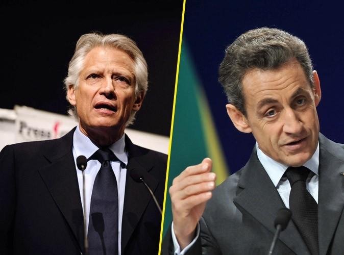 Villepin et Sarkozy, les frères ennemis!