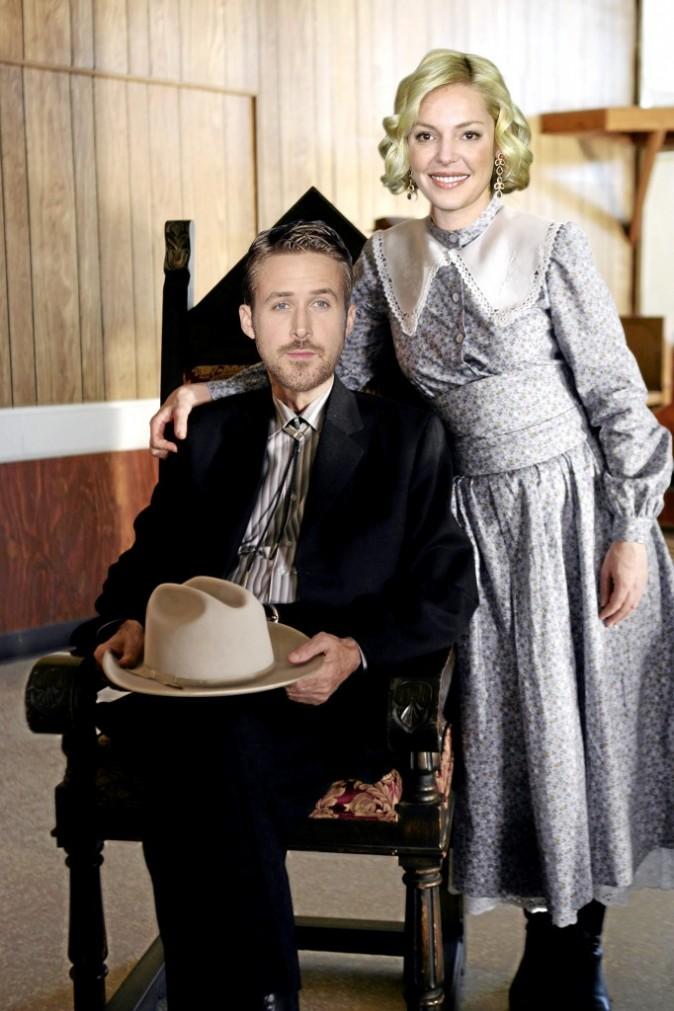 """Katherine Heigl, Dans Grey's Anatomy, l'actrice jouait un personnage un peu """"tradi"""" et plein de valeurs. Ça lui allait comme un gant ! Ryan..."""