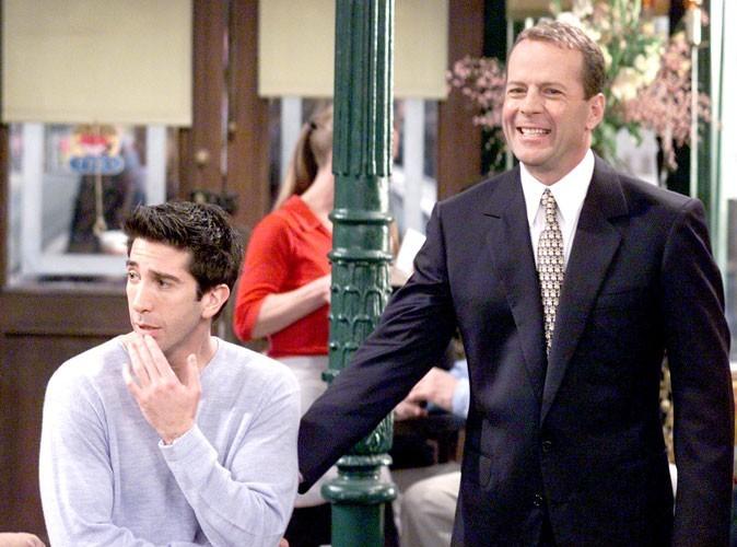 Regardez la série Friends !