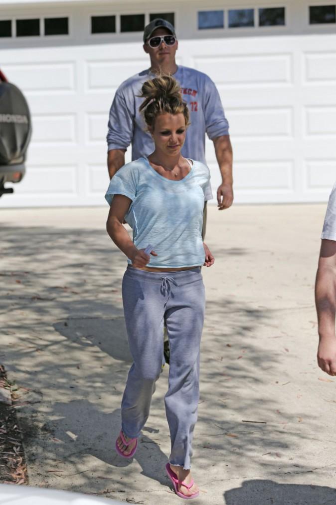 Britney Spears mise sur le fluo !