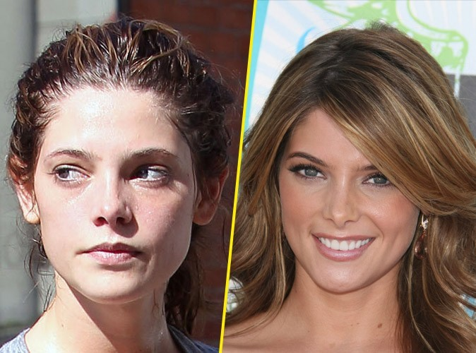 Star sans maquillage : Ashley Greene