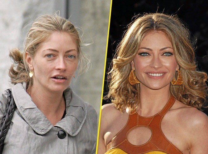 Star sans maquillage : Rebecca Gayheart