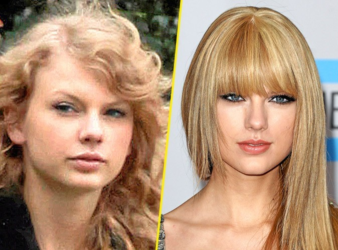 Star sans maquillage : Taylor Swift
