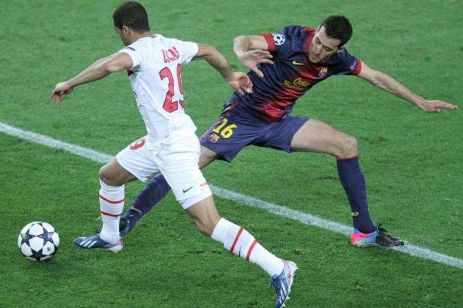 La confrontation entre le PSG et le FC Barcelona